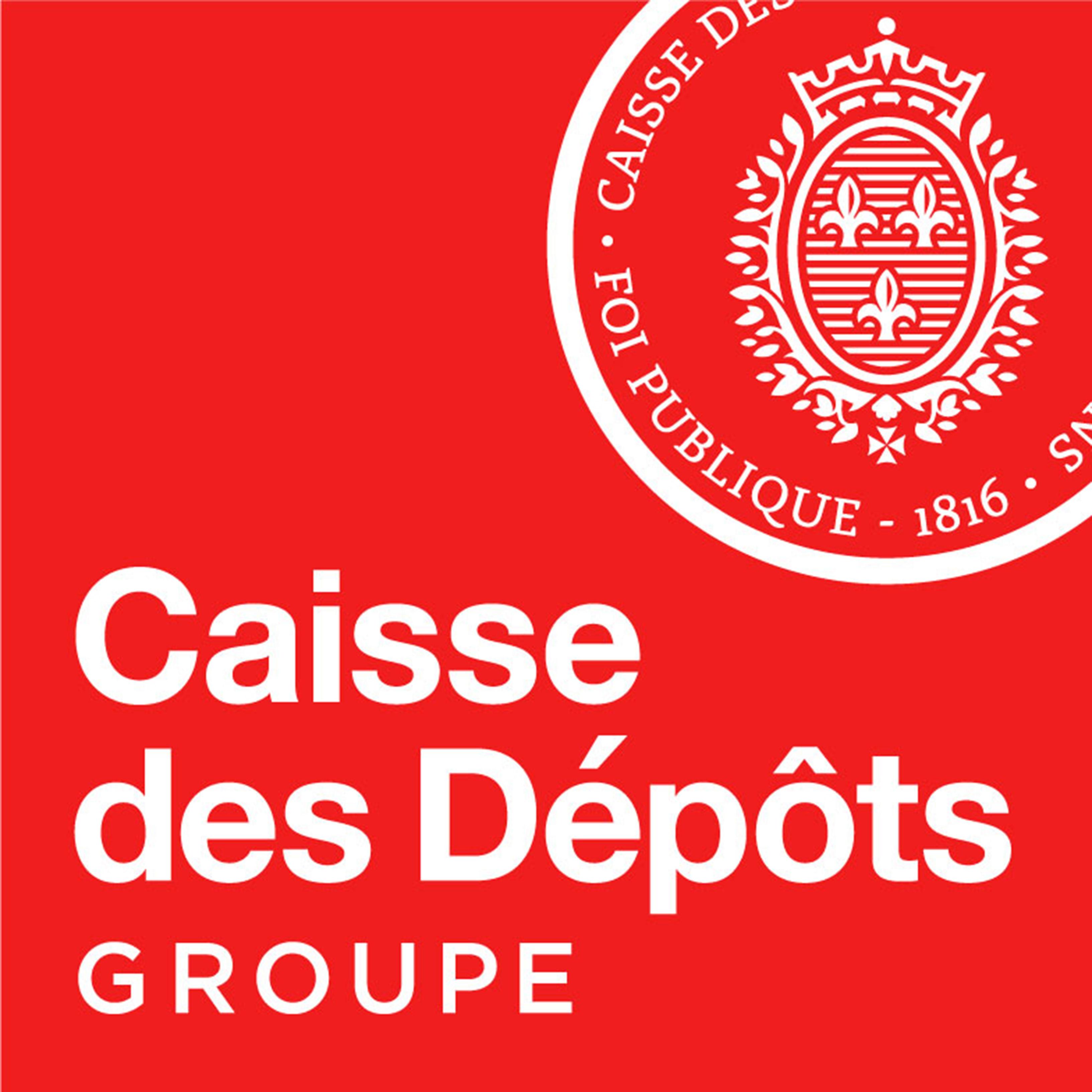 Logo caisse de depots